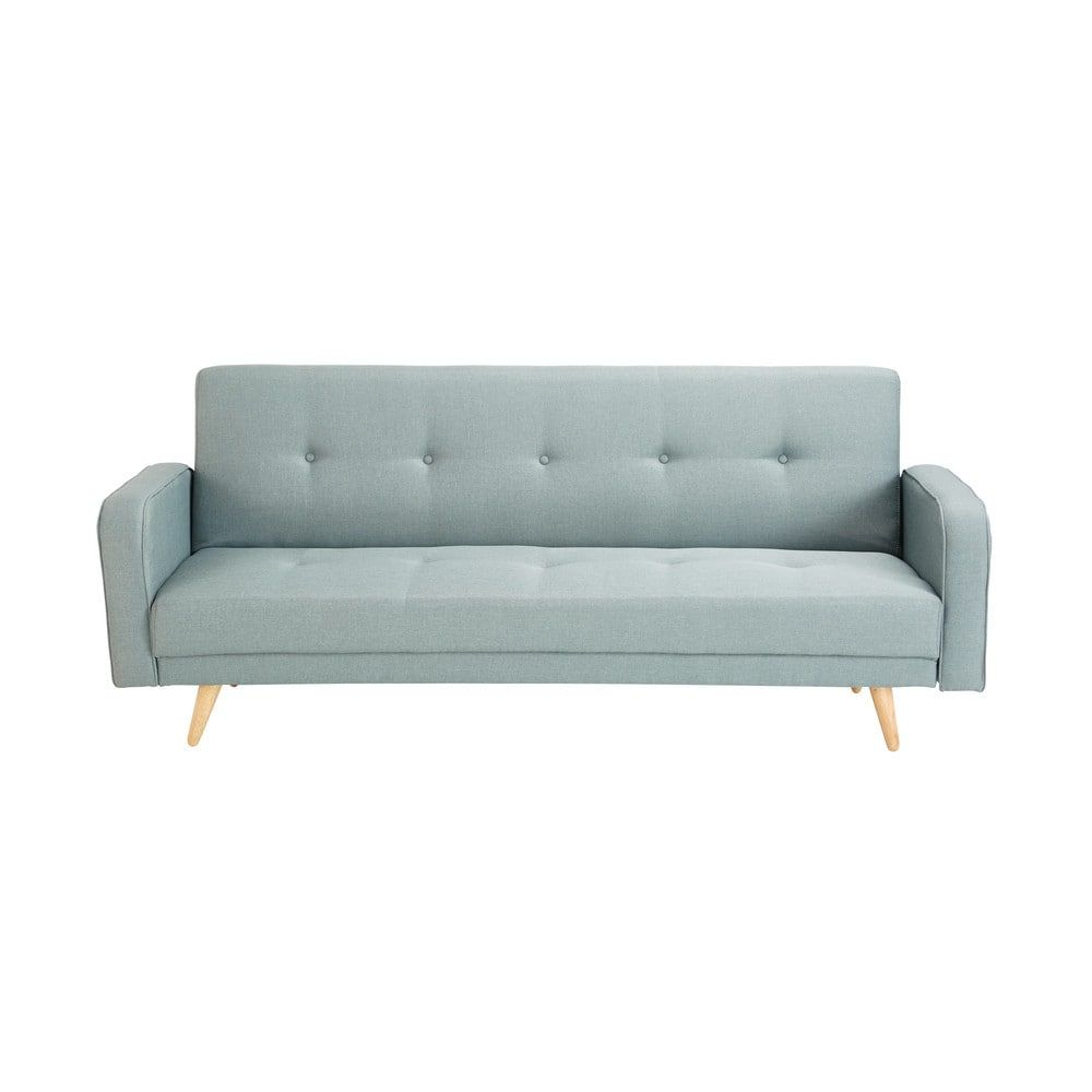 Canape 3 Place Convertible Canapé Clic Clac 3 Places Vert D Eau Scandinavian Living Room