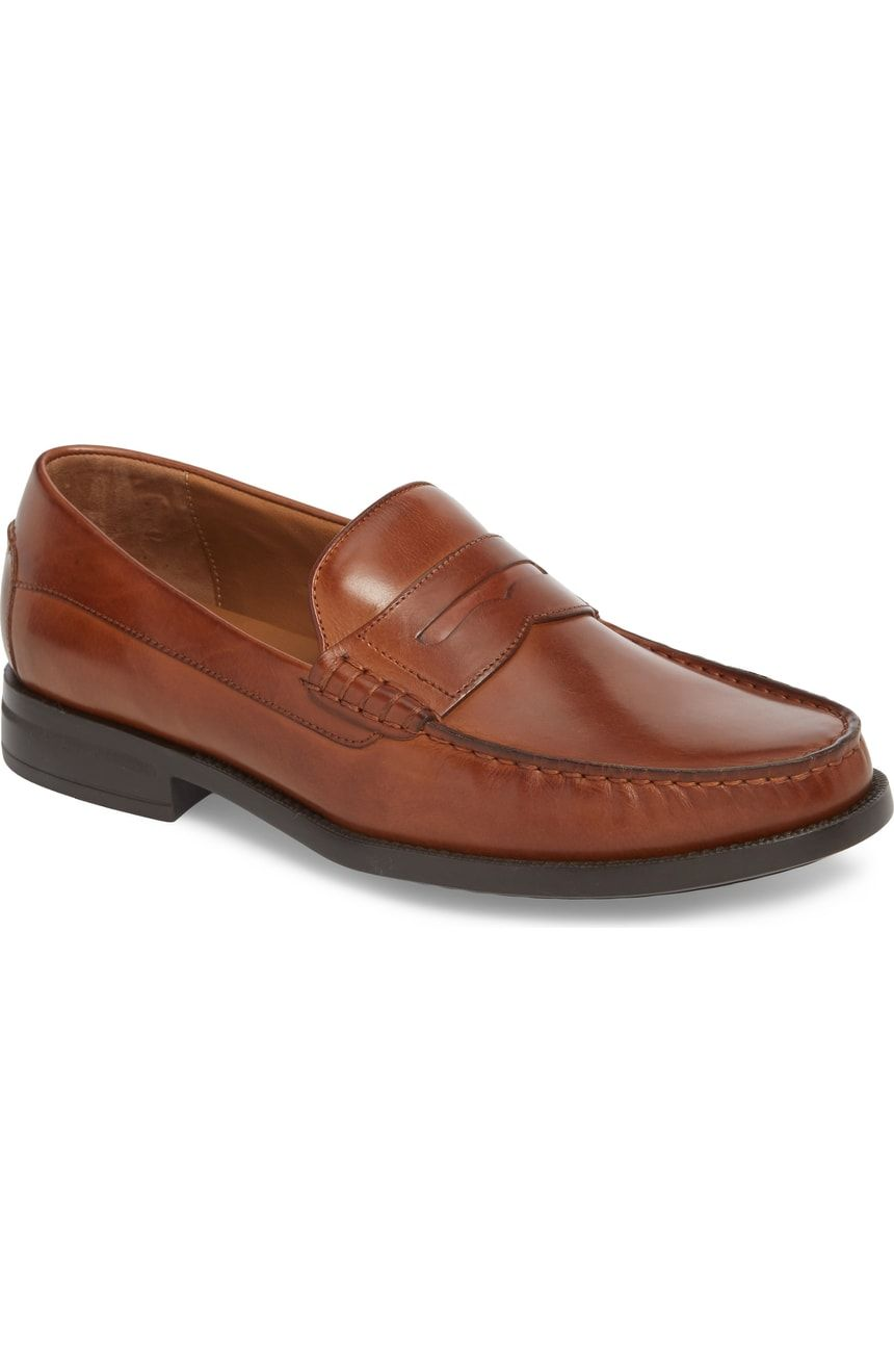 595b515f9a5 Johnston   Murphy Chadwell Penny Loafer (Men)