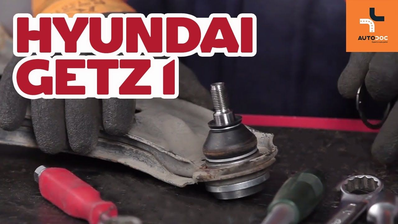How To Replace Front Wheel Bearing On Hyundai Getz 1 Tutorial Autodoc Hyundai Repair And Maintenance Tutorial