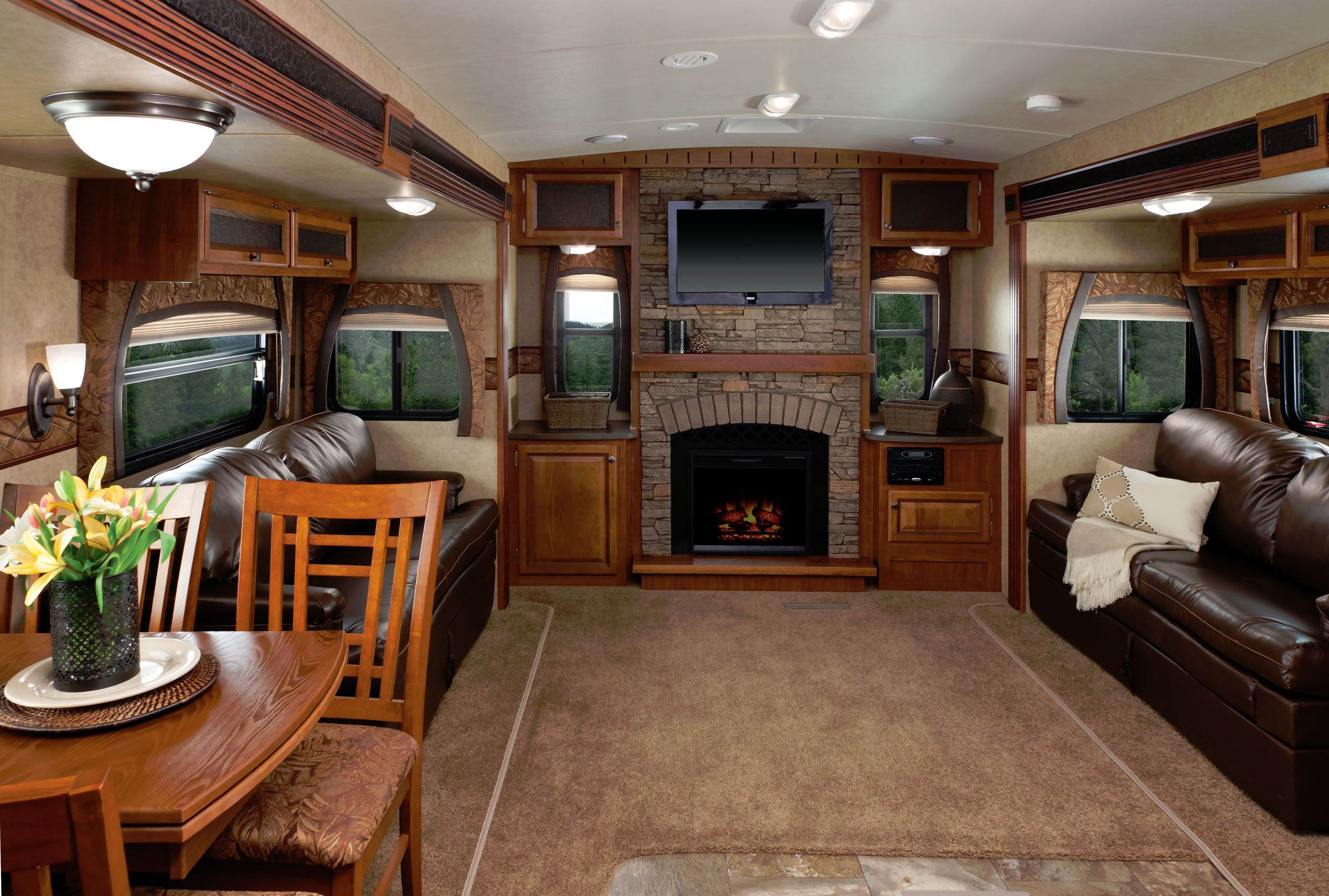 Floorplans Eagle Travel Trailers Jayco Travel Trailer Living Travel Trailer Interior Jayco Travel Trailers #rv #with #front #living #room