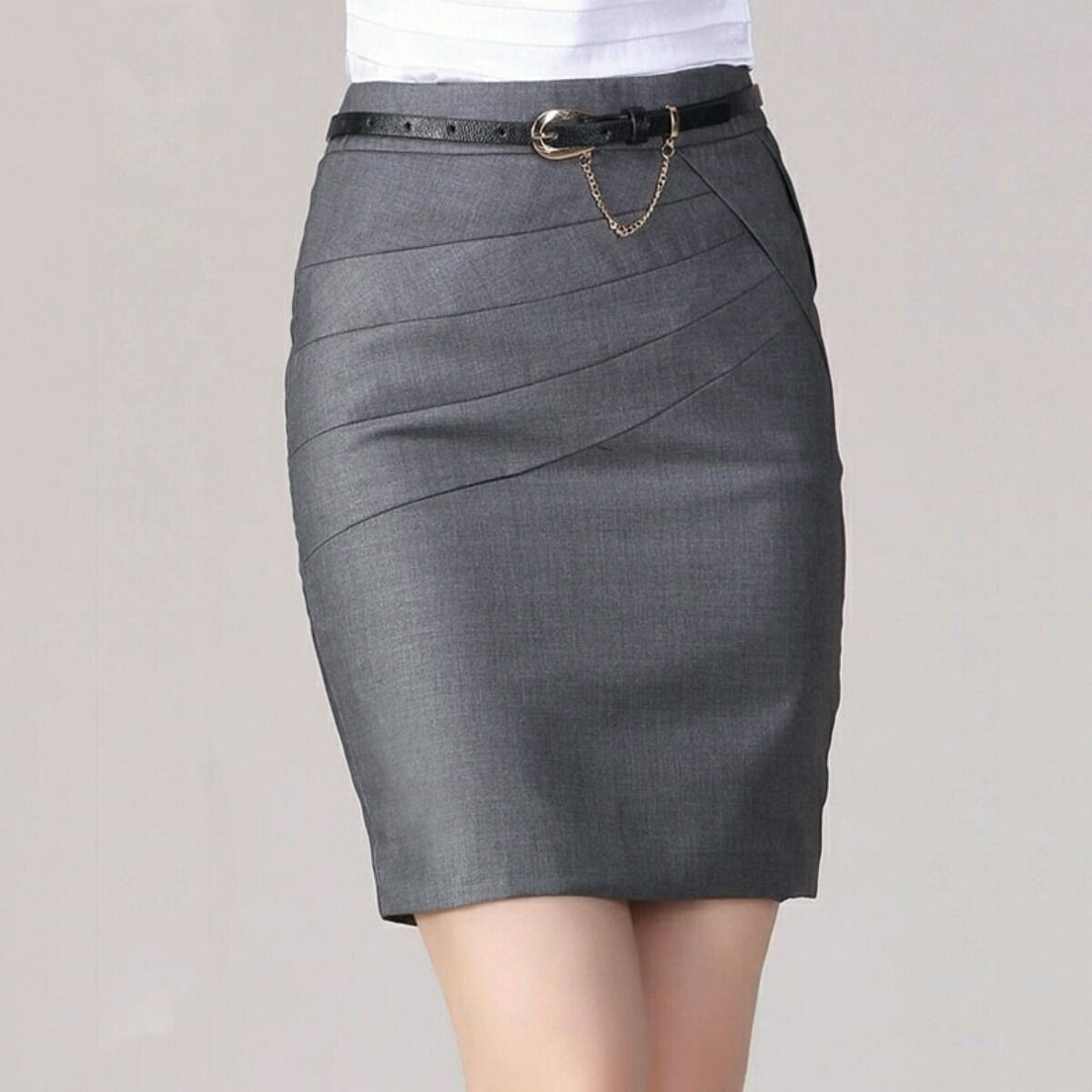 Ropademoda Me Womens Skirt Pencil Skirt Casual Womens Pencil Skirts