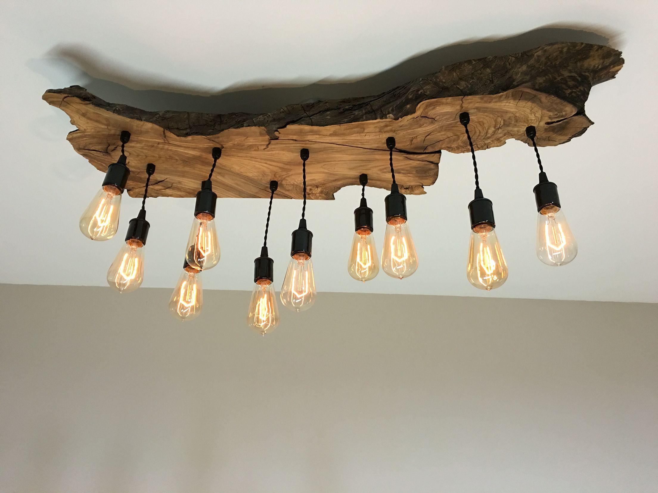 rustic modern lighting. olive wood chandelier woodworking design lighting interiordesign industrialdesign rustic lightingmodern modern u