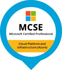 Mcse Cloud Platform And Infrastructure Certification Cloud Platform Clouds Infrastructure