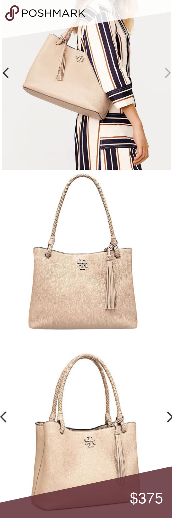 0b935525c36 ❤️RESERVED❤ Tory Burch Taylor Triple Compartment Brand new with tag and  dust bag