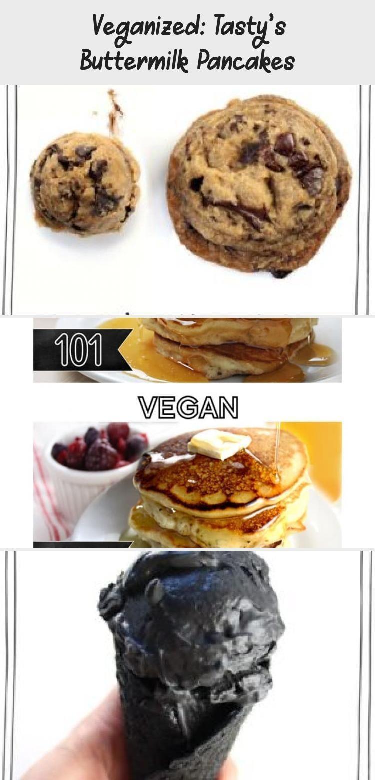 VEGANIZED: Tasty's buttermilk pancakes • It doesn't taste like chicken ... - VEGANIZED: Tasty's buttermilk pancakes • It doesn't taste ...-#buttermilk #chicken #doesn #pancakes #taste #tasty #veganized