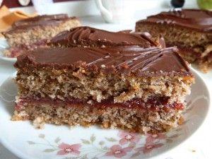 veľký péro smotany koláč