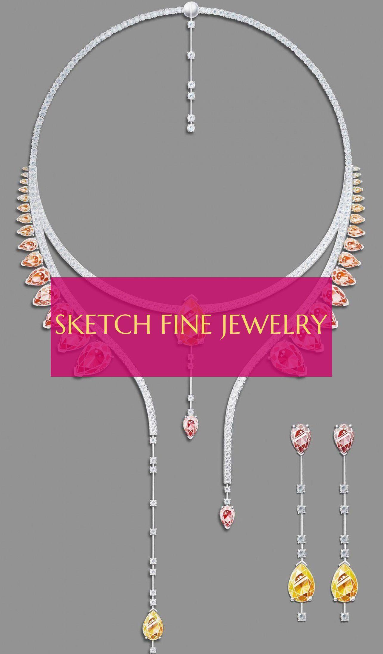 Sketch fine jewelry
