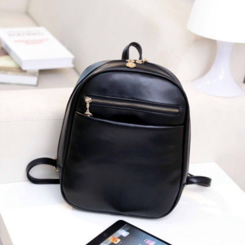 Big Save on2016 Pu Leather Backpack For Women Teenage Girl Student ...