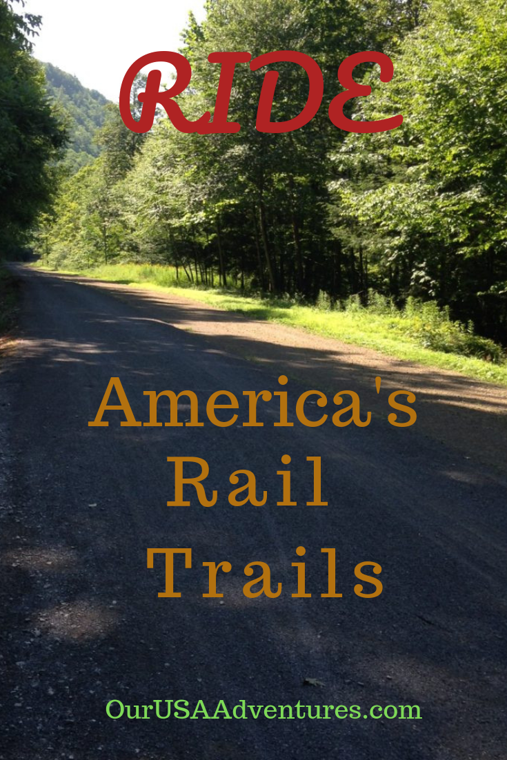 America S Rail Trails Outdoors Adventure Travel Usa Outdoor Lover