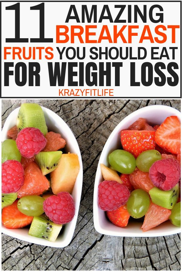 11 Best Breakfast Fruits For Weight Loss images