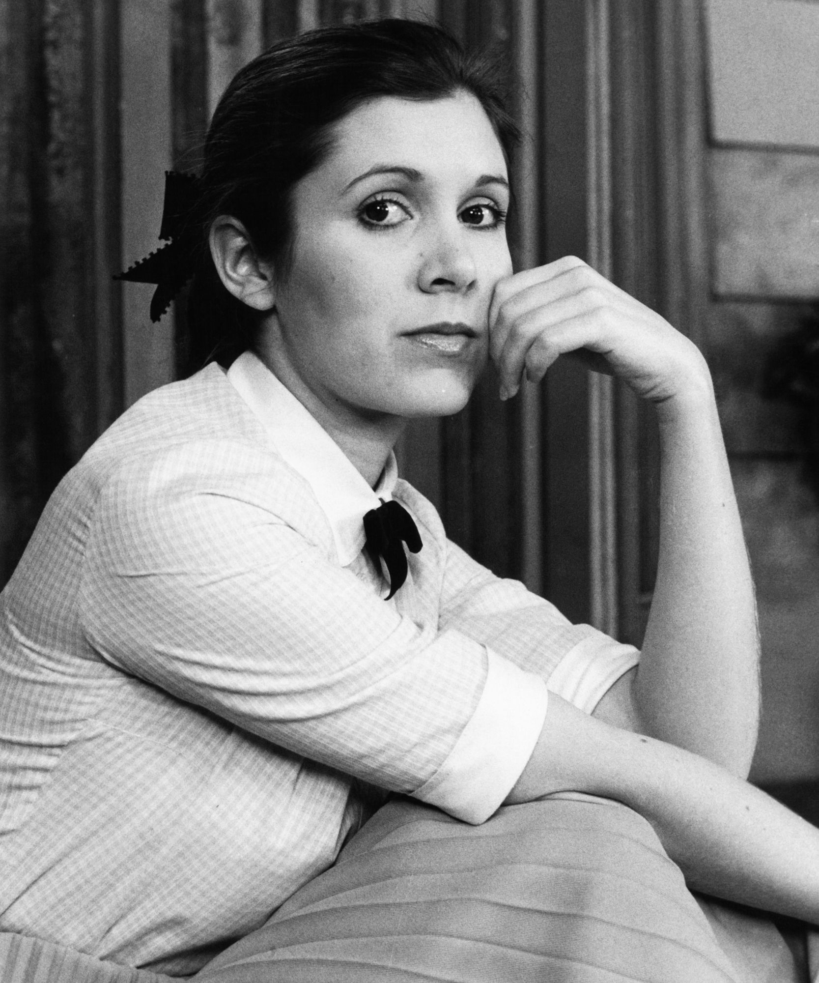The highly celebrated Carrie Fisher—most known for her role as Princess Leia in the Star Wars film series—has passed away. She will be missed.