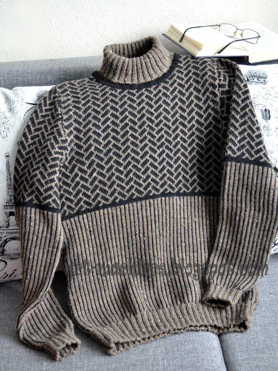 мужские свитера на вязальной машине записи в рубрике мужские