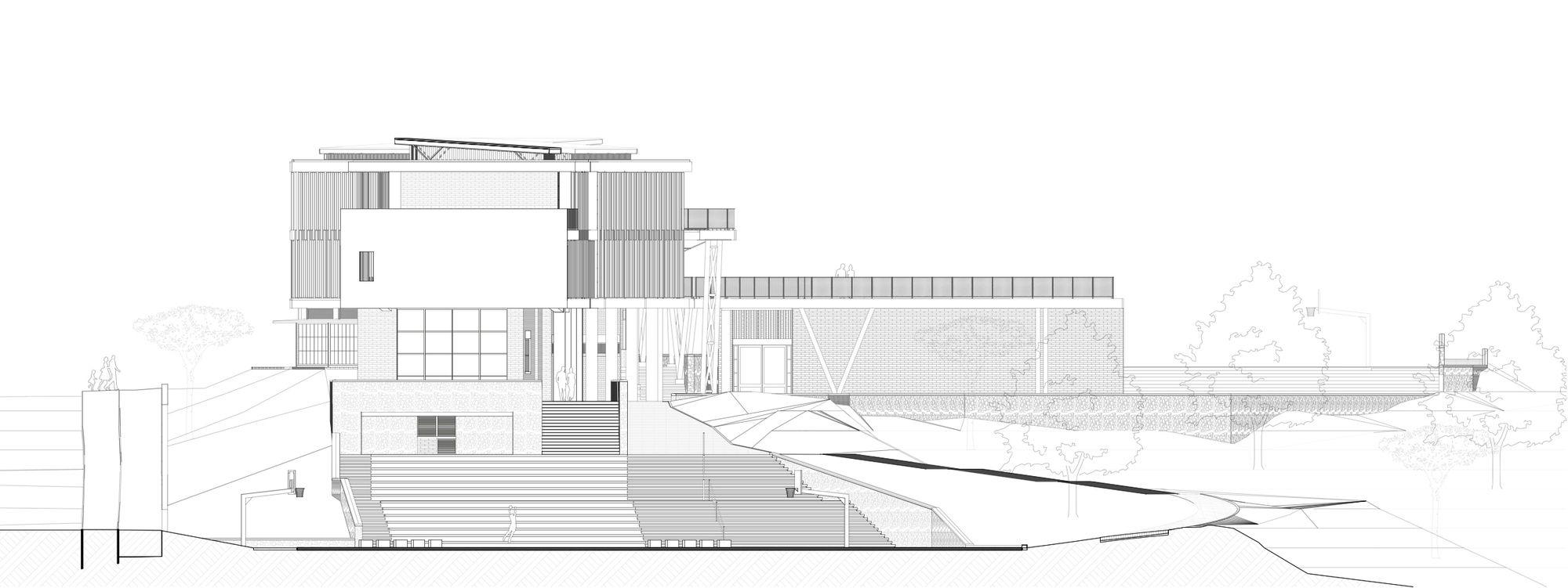 Galeria - Instituição Educacional La Samaria / Campuzano Arquitectos - 641