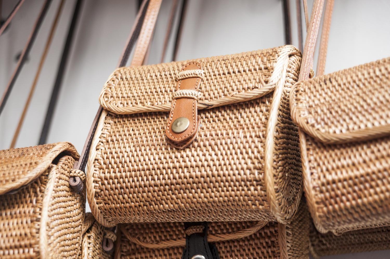 Bali Straw Bags Ubud Ping