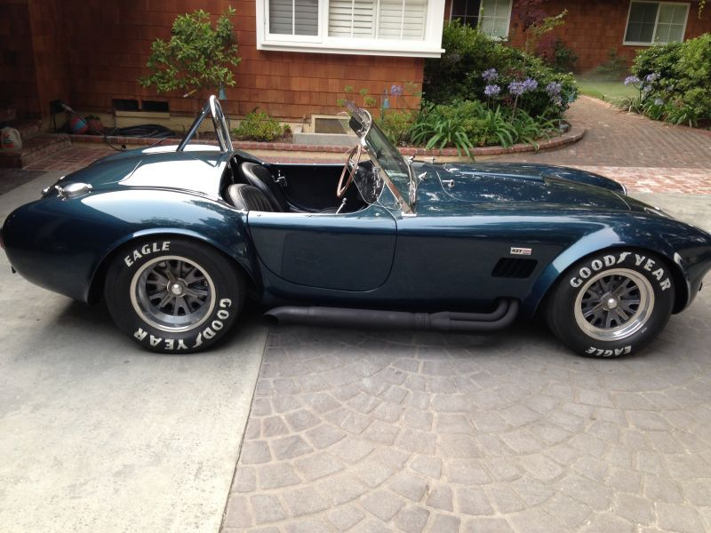 1965 Shelby Cobra Csx4000 Aluminum Body Shelby Cobra 1965