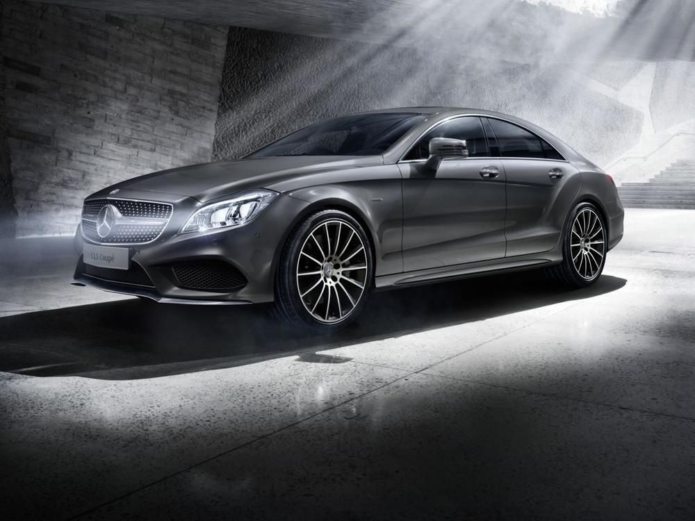 Abschied einer Ikone: Mercedes CLS Coupé und CLS Shooting Brake Final Edition