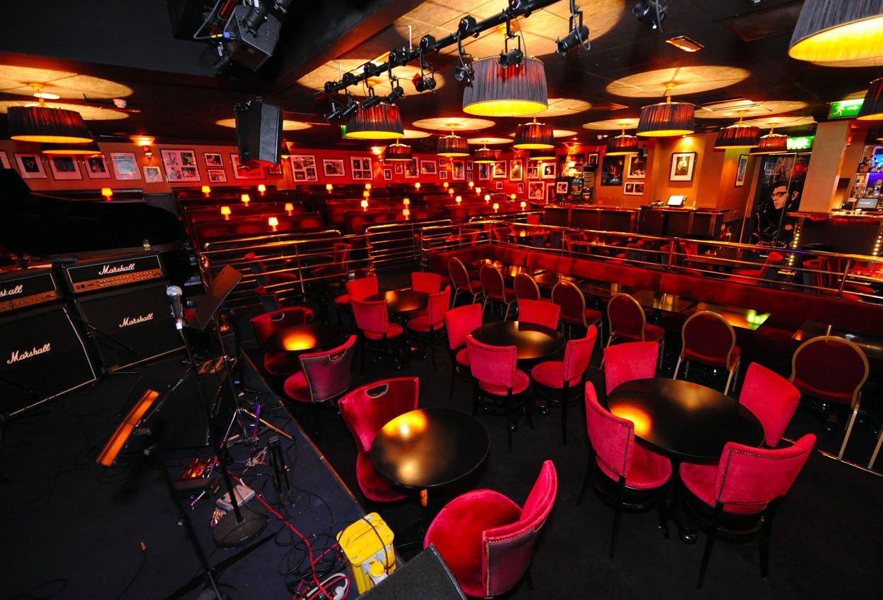ronnie scotts jazz club soho london