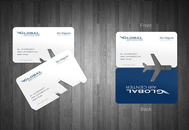 25 awesome die cut business card examples business cards examples 25 awesome die cut business card examples web graphic design bashooka reheart Images