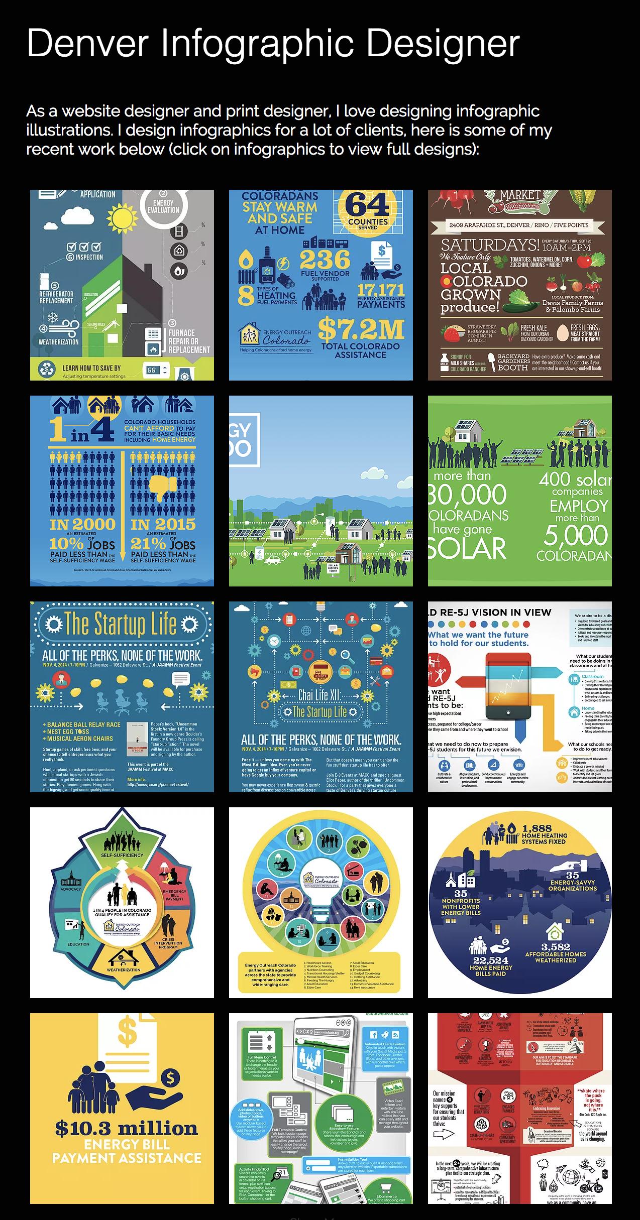 Infographic Designer In Denver Colorado View Portfolio Https Www Picklewix Com Denver Infographic Infographic Design Infographic Infographic Illustration