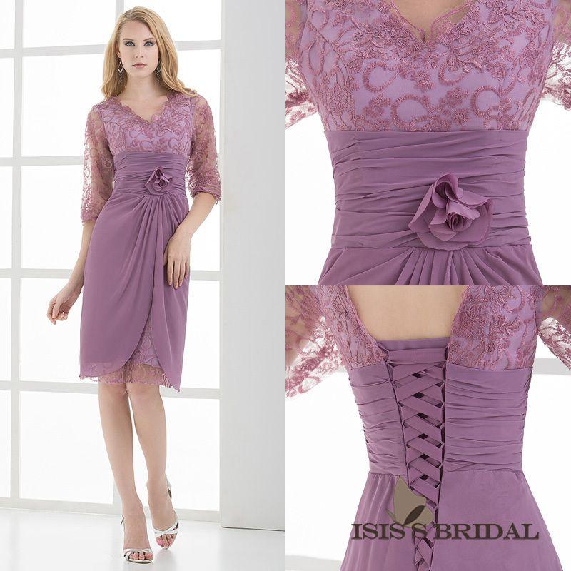 vestidos madre de la novia CORTOS - Bing Imágenes | Vestidos ...