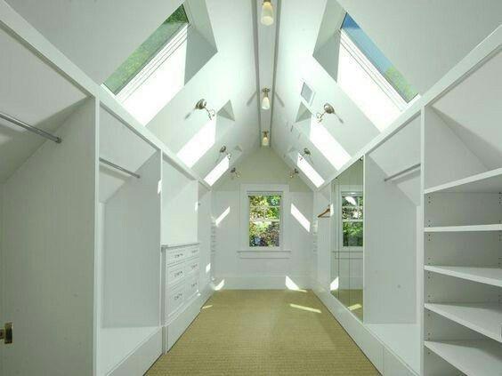 dachausbau dachgeschosse ankleidezimmer dachboden speicher dachboden ideen schrank ideen schlafzimmer badezimmer haus gestalten - Schlafzimmer Ideen Dachboden