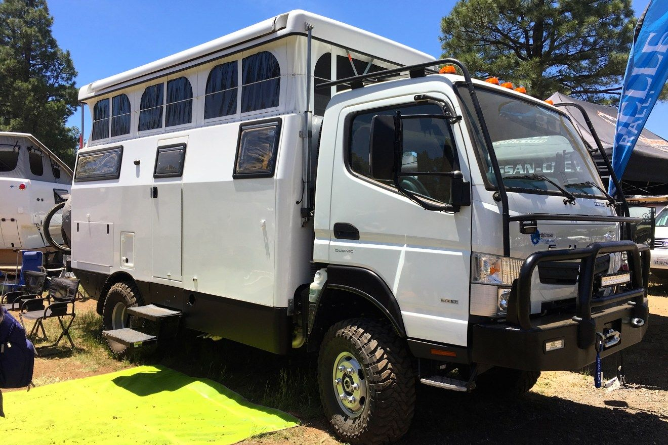 Best Expedition Truck Campers of the 2018 Overland Expo