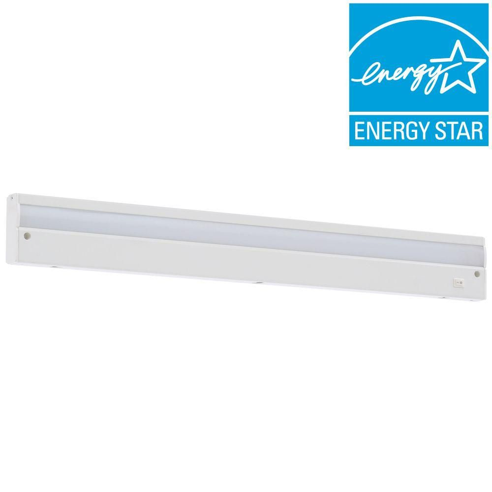 wire under cabinet lighting. LED White Direct Wire Under Cabinet Light Lighting