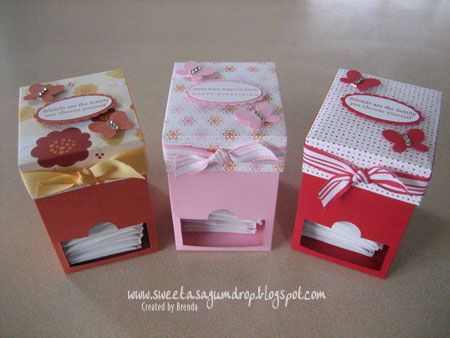 Tea Bag Holders Paper Crafts Pinterest Tea Tea Box