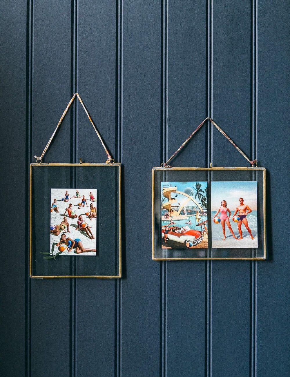 Large Antique Brass Frame in Portrait or Landscape | Art | Pinterest