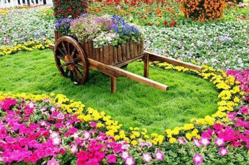 15 wunderschöne Ideen für ausgefallene Gartendeko - originelle ...