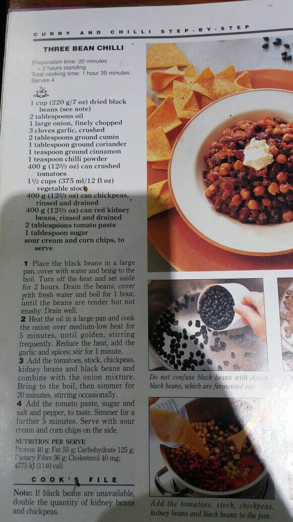 #Chilli #vegetarian need to try. :)