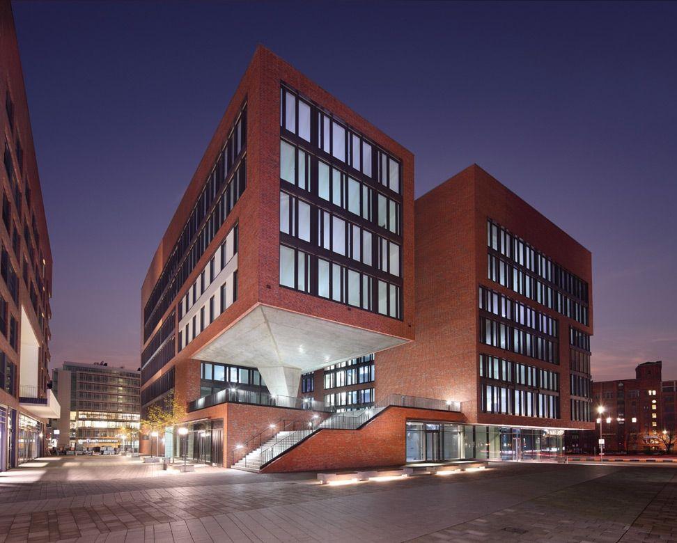 Dietz joppien architekten ag city pinterest - Architekturburo frankfurt ...
