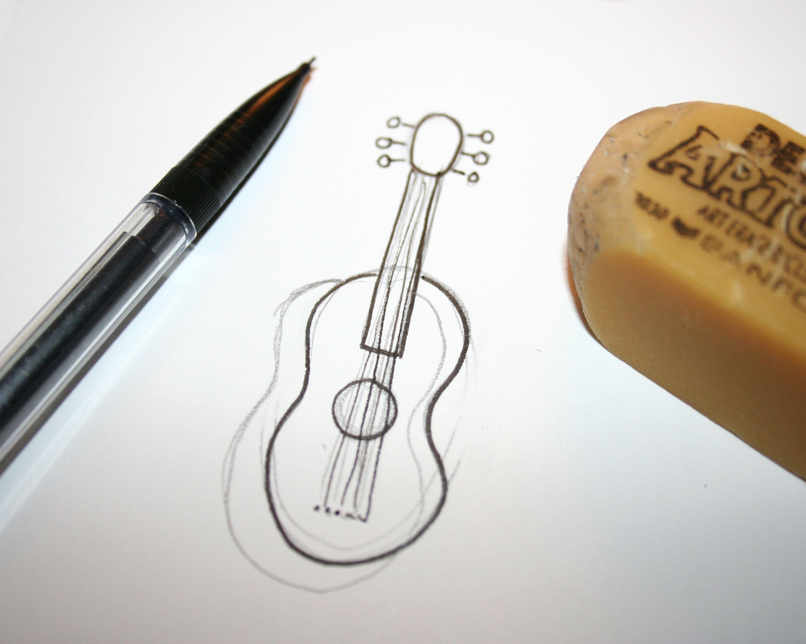 Harmonious Art How To Draw Instruments