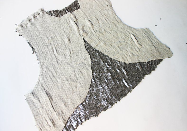 Plan B anna evers DIY Bolero (free pattern) step 2   Sewing - Ideas ...
