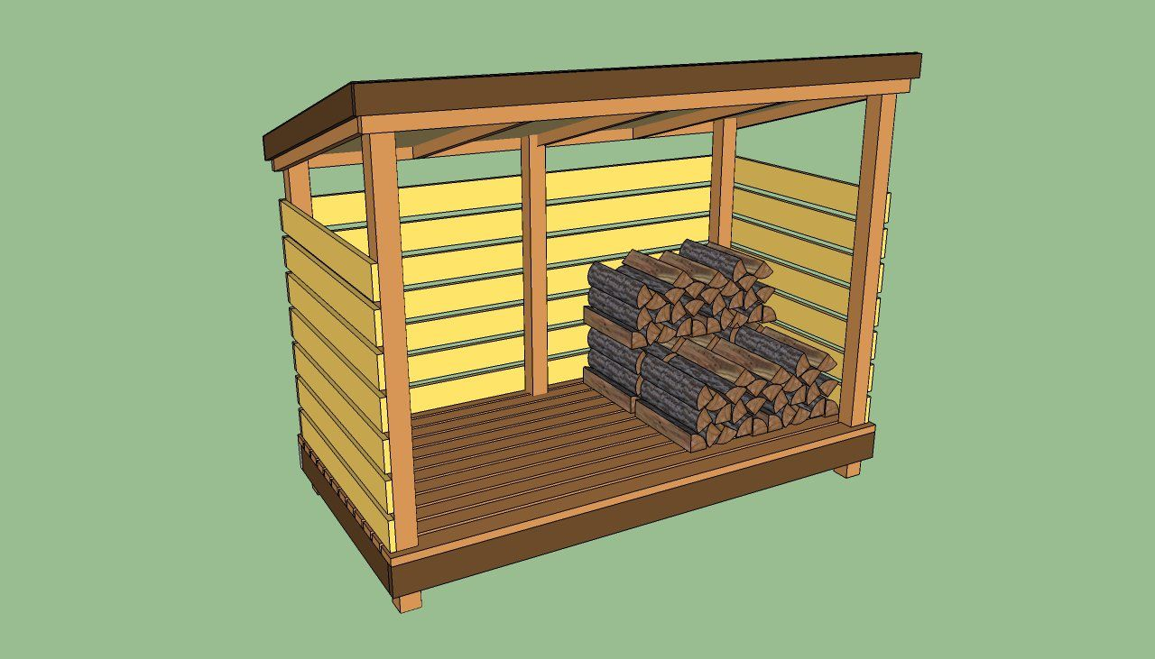 Captivating Diy Step By Step Guide About Firewood Storage Shed Plans. We Show You How  To Build A Firewood Storage Shed Like A Pro, If You Use Our Plans Free And  Tips.