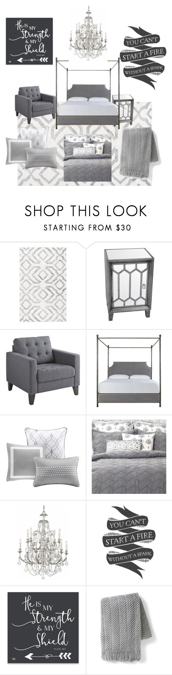 Gray scale bedroom | Home decor, Bedroom, Interior design