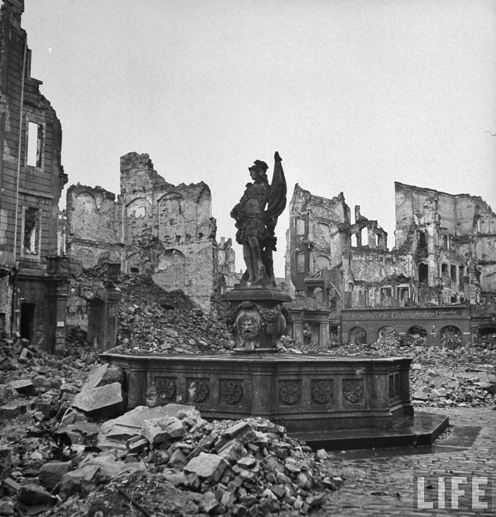 Bombing of Dresdon: History & Significance