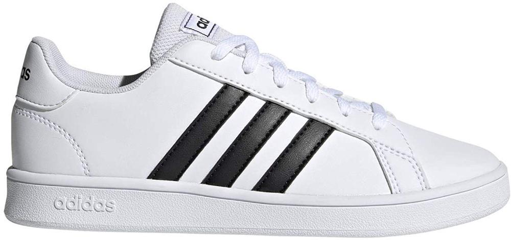 adidas Kids' Grand Court K Sneaker | Sneakers adidas shoes kids ...