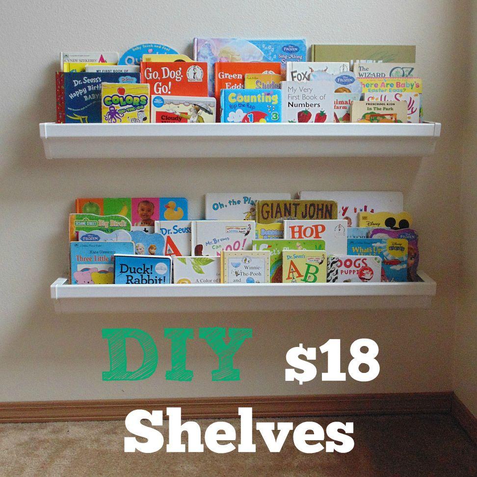 Childrens Toy Organization Ideas