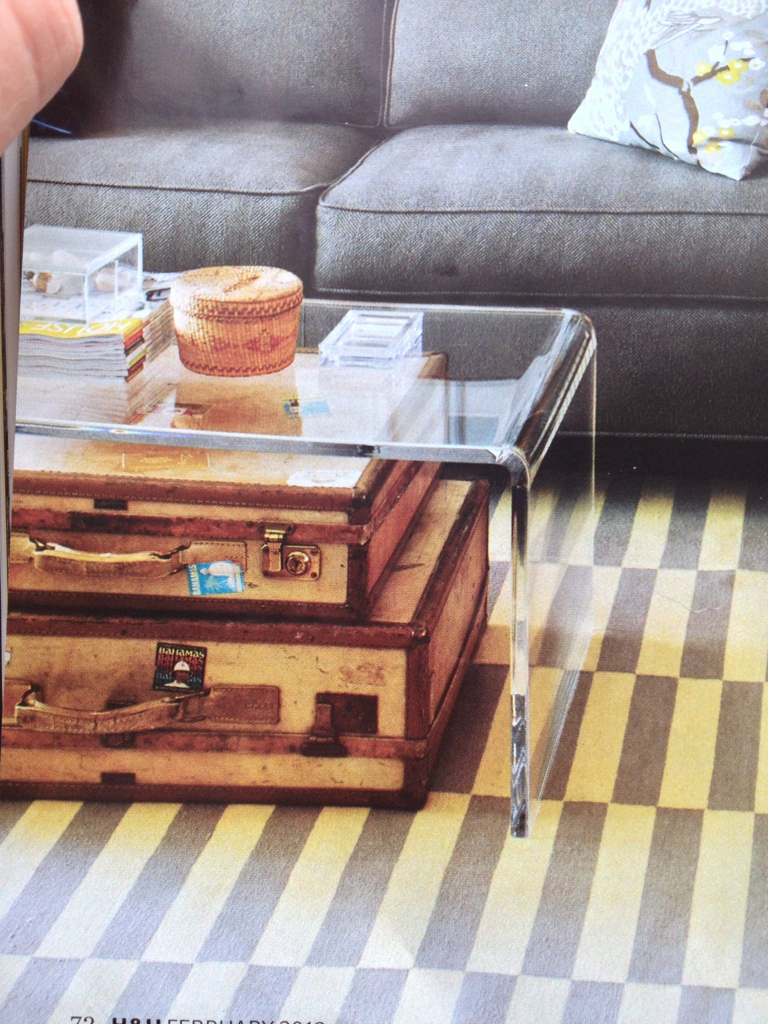Rustic Meets Sleek Such A Nice Mix Try This With The Bent Glass Coffee Table From Eq3 Com Coffee Table Glass Coffee Table Pallet Coffee Table [ 2048 x 1536 Pixel ]