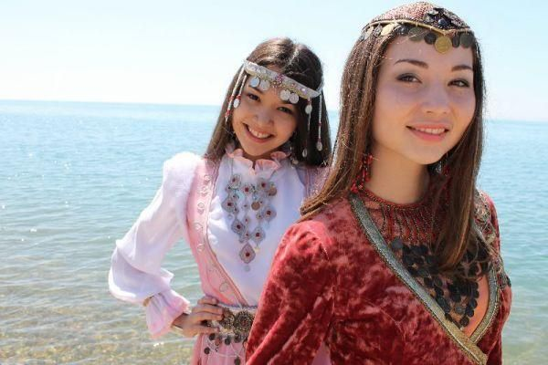 Oriental Teens From Russia