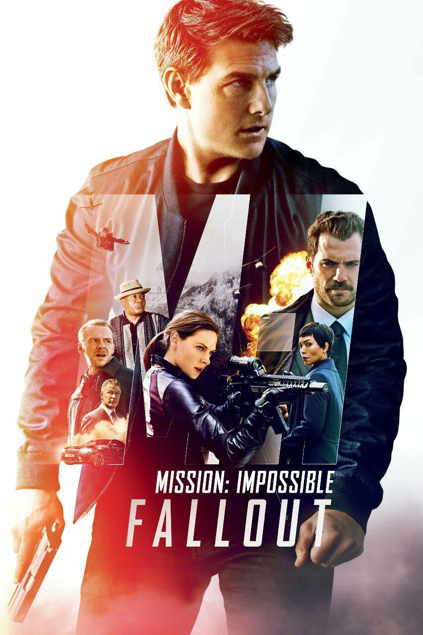 Mission Impossible Fallout 2018 دانلود فیلم Missionimpossible2018 Mission Impossible 2 Fallout Movie Mission Impossible Fallout Full Movies Online Free