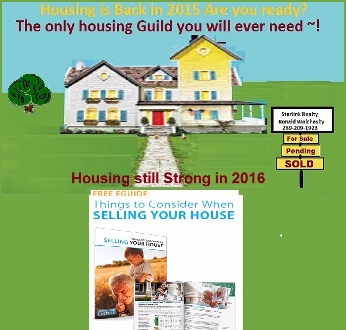 """Housing Market To """"Spring Forward"""" This Year"""