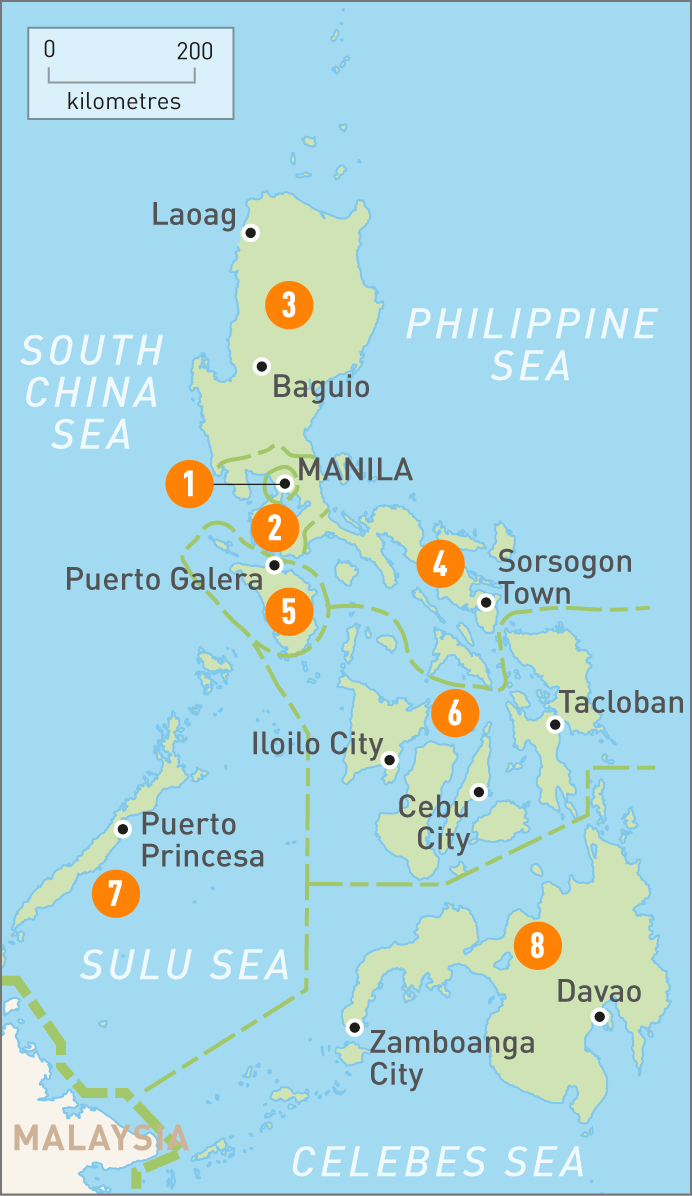 maps of the philippines - Google Search in 2019 | Map ...