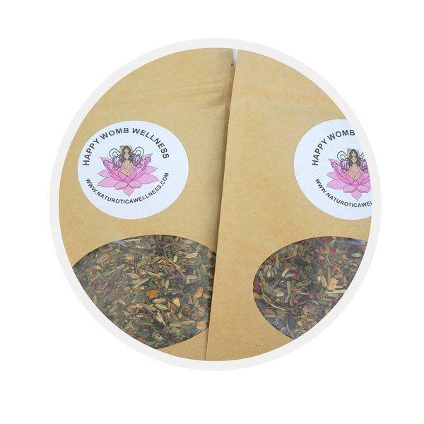 Happy Womb Wellness Tea