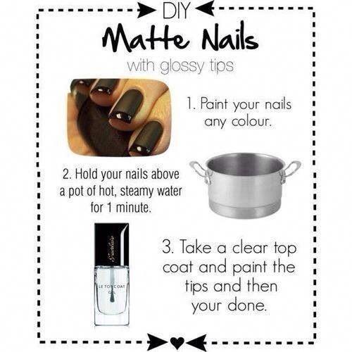 Photo of Matte Nails #WeddingPhotographer