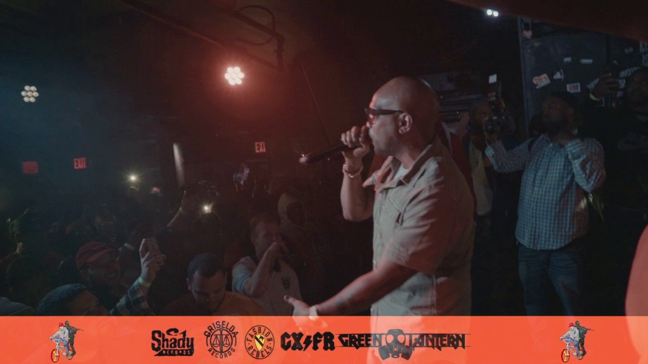 Griseld On Steroids Tour: Styles P x Jadakiss Pull Up To Support Griselda Records in NYC - YouTube