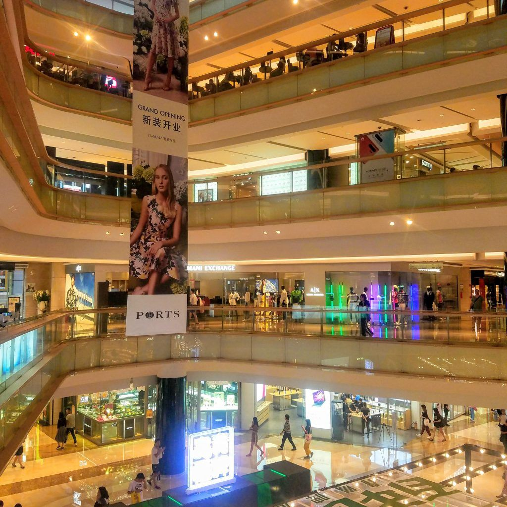 5 Best shopping places in Shenzhen : From bargain shopping to luxury