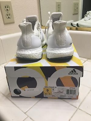 00d359c333d91 ADIDAS ULTRA BOOST M 1.0 White Ultraboost S77416 Kanye West Running Sneaker