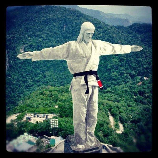 Kettlebell Training For Mixed Martial Arts Brazilian Jiu: Jesus Does Jiu Jitsu